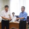 19日、県農民連が県への申し入れに基づき交渉。農民の被曝管理の仕組みづくりを