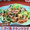 MOCO'Sキッチン 【もこみち流 タイ風チキンサラダ】レシピ