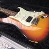 新しいギターを買いました