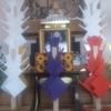 南アルプス市・切子六角堂祭礼