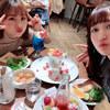 石田だーいしと山木さん、コナンカフェで豪遊