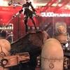 【ニーアオートマタ】ブリングアーツ「2B」&フレア×スクエニ「2B」スケールフィギュアが展示