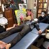足趾の操法集中講座と定例講習