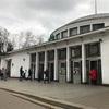 キエフ観光 地下鉄初体験と独立広場