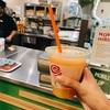 【オレンジジュース放浪記】ハワイのアラモアナショッピングセンターのジャンバジュースでフレッシュオレンジジュース