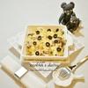 【洋食】キノコグラタン(レシピ付)とクマのぬいぐるみ/Mushroom Gratin and Teddy Bear