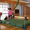 6年生:体育 走り高跳び