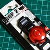軽量! キャットアイ ループ2   充電式  SL-LD140RC-R