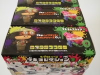 スプラトゥーン2「ブキコレクション3」箱買いで全種類揃った!気になる配置は?