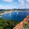 カリブ海の夢の島