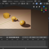 【Blender】Blender2.8でセルシェーディングのコンポジットをやってみる