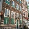 オランダ&ベルギー旅「気ままに過ごす快適旅!アムステルダム最終日。レンブラントの家からのぞむ、運河と自転車のある街並み」