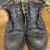 靴磨き( ^ω^ )