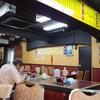 凶暴的に旨いソース焼きそばが650円。伝統の餃子は450円。老舗です。大崎「つけ麺大王」