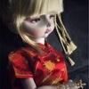 新作人形とドール用ジュエリー