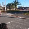 交通ルールを楽しく学べて、50円でゴーカートが乗れる貝塚交通公園