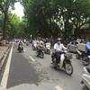ベトナム 道の渡り方 その他街の様子