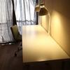 子供の机を考えてみる オフィスデスクの活用+幅の狭いキャビネット(ユニット)製作