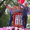 (2016.7.20)秩父の古祭、川瀬祭に出くわして。