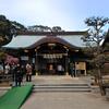2017年 しだれ梅の名所、津の結城神社に行ってきた