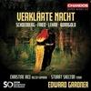 エドワード・ガードナーとBBC交響楽団新録音 シェーンベルクの「浄められた夜」を軸にした、ドイツ語オーケストラル・ソング集