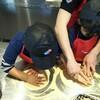 ピザ手作り体験 【ドミノピザ】