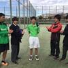 湘南地区大会 シングルス予選二日目