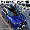 THULE MotionXT ALPINE  x  LEXSUS RX450h 取付事例