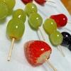 【簡単】失敗しないフルーツ飴の作り方【レシピ】【いちご飴】
