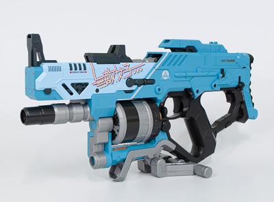【ガールガンレディ】ファイトの勝敗を左右する大型銃!「ブラストガールガン Ver.アルファタンゴ」発売直前レビュー!