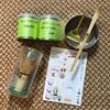 茶師の小山さんから届いた 抹茶飲み比べセット