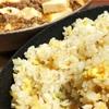10/25 夕飯 -パラパラ炒飯と麻婆豆腐膳-