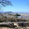 (甘樫丘展望台)ここもそろそろ桜が咲きだすかな?