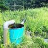 妙見温泉エリアの野湯 ドラム缶風呂はすごい!