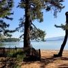 福井県の水晶浜と三方五湖へ