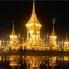 タイ、ミャンマー旅行 DAY4*プミポン前国王の火葬場