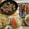 2017/04/13の夕食