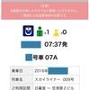 京成スカイライナーのチケットレスサービスがとても便利だった件