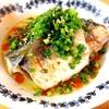 鯖のオイル煮で「サバポン」