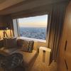 セルリアンタワー東急ホテルの宿泊記②エグゼクティブフロアのお部屋紹介。