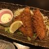 小田原漁港でアジフライなど魚介づくしのディナー わらべ菜魚洞