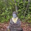 【山頂に祀られた可愛い大仏様】会津に住むおじさんが日曜日に雨の大仏山(だいぶつやま)に登った話。【うつくしま百名山】