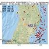 2016年12月28日 00時27分 秋田県内陸南部でM2.8の地震