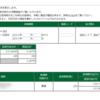 本日の株式トレード報告R1,12,03