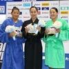 【渡部香生子】ユニバとインカレで平泳ぎ2冠、笑顔の再出発!
