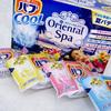 炭酸ガスの入浴剤「バブ」の【オリエンタルスパ】を買ってみた。