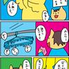 【子育て漫画】3歳児の洗濯物干しには擬人化必須?