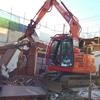 解体工事の切り札