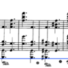 ショパンピアノソナタ3番4楽章〜概略と序奏+循環部A〜分析