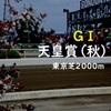 天皇賞秋2018 レース回顧。馬券は的中。データ分析からレース予想までの1週間を振り返ります。